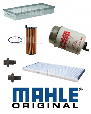 KIT112M Mahle Original Filter Kit Range Rover L322 3.6